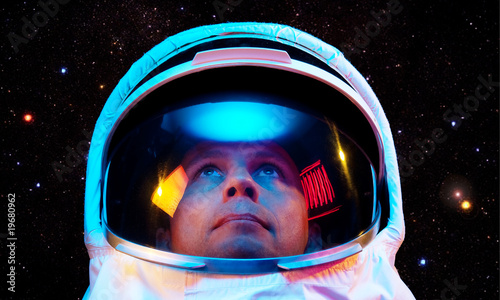 Astronaut in Space - 19680962