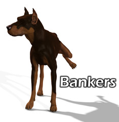 Dog That Hates Bankers