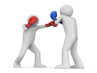Boxing attack and defence