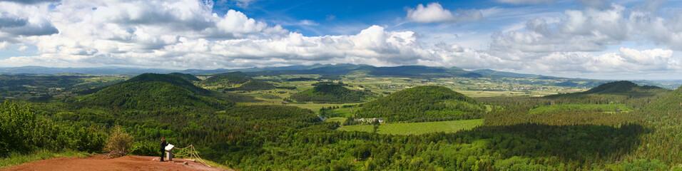 Panoramique Auvergnat