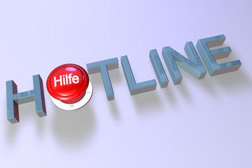 Hotline - Support - Hilfe