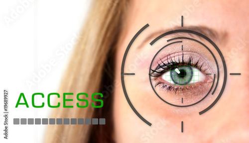 poster of Password retina