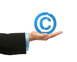 Copyright Blau