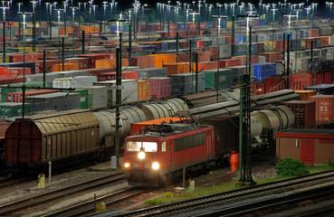 Güterbahnhof MaschenVIII