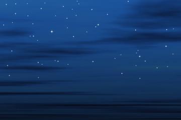 fondo cielo noche