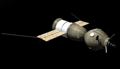 russian spacecraft soyuz