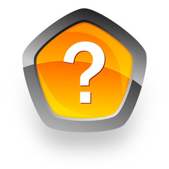 question internet icon