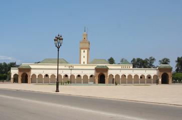 palazzo reale di Rabat, Marocco