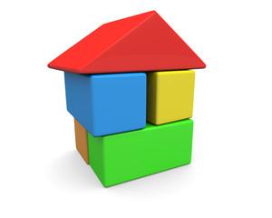 Blocks House