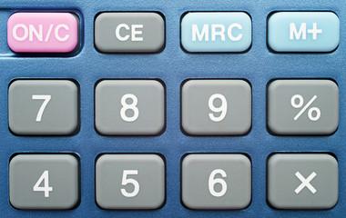 Pocket Calculator Macro - Taschenrechner