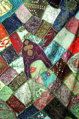 Quilt-Beautiful patchwork