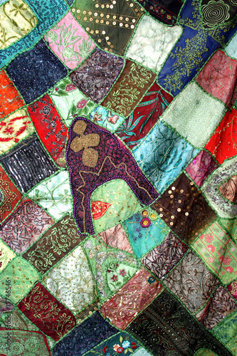 Quilt-Beautiful patchwork