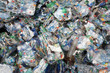 Recycling PET Flaschen