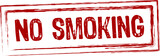No Smoking Stamp