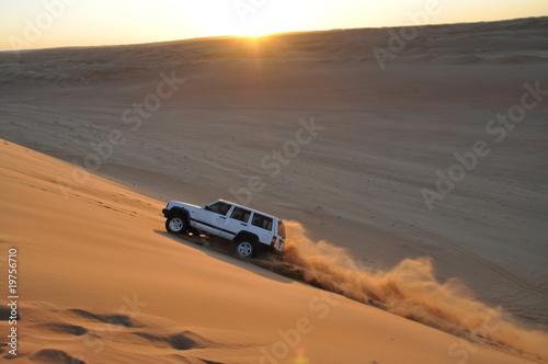Offroad in der Wüste - 19756710