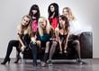 Six women team
