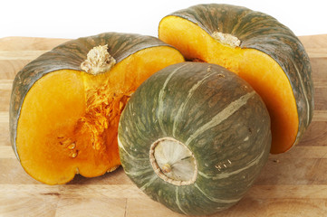 Stock Photo of Buttercup Squash