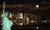 The Lower-Manhattan Skyline - Fine Art prints