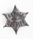 Sheriffs Badge poster