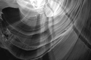 slot canyon abstract pattern
