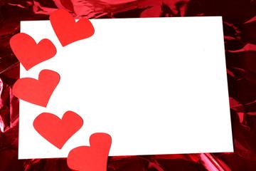 biglietto di san valentino