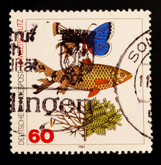 nature conservation stamp
