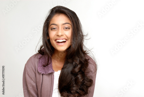 beautiful teenager girl - 19779390