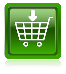 E-commerce insert product icon green