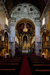 interior of Carmo Church, Porto, Douro Province, Portugal