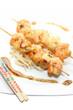 saint-jacques et crevettes