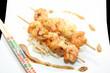 crevettes et saint-jacques