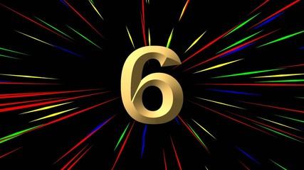 Vorspann - Countdown