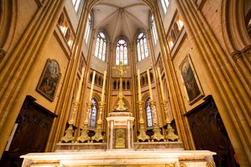 Cathedral Saint-Benigne, Dijon. France