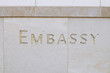 Embassy Sign