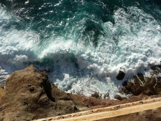 Cliff Drop View