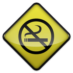 "Traffic Sign ""No Smoking"""
