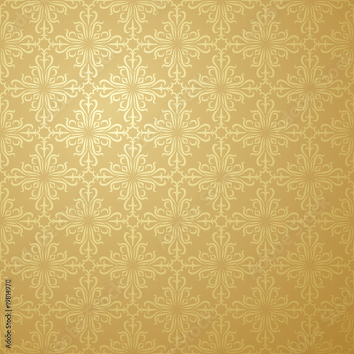 Damask fabric - seamless