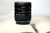 Extension tubes for macro photography poster