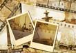 parisian vintage photoalbum