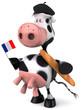 Vache francaise