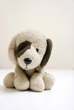 Stuffed toy dog