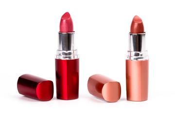 two lipsticks