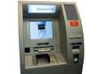 Leinwandbild Motiv Geldautomat freigestellt