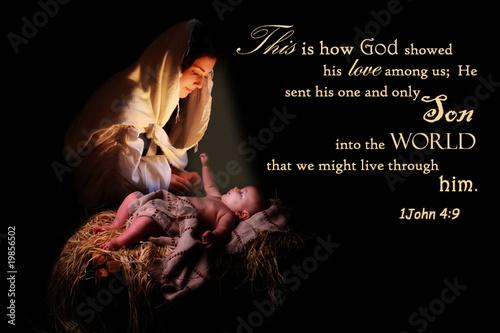 God's Love - 19856502