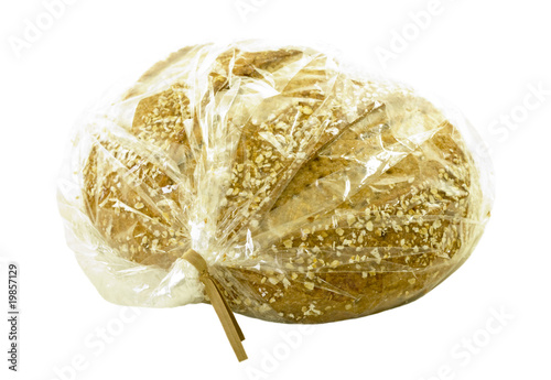 Multigrain Bread in Plastic Bag