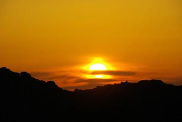 Sonnenaufgang in den Bergen - sunrise in the mountains 26