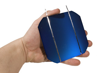 Handheld Solarcell