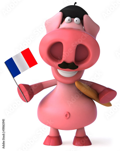 Cochon francais