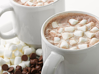 hot chocolate © Joshua Resnick