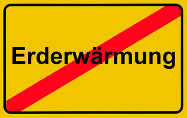 Stop der Erderwärmung